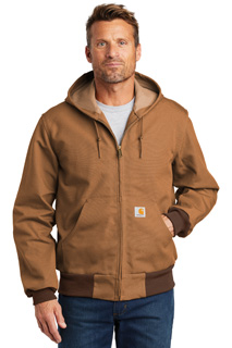 CTTJ131 - CTTJ131 - Carhartt Tall Thermal-Lined Duck Active Jacket