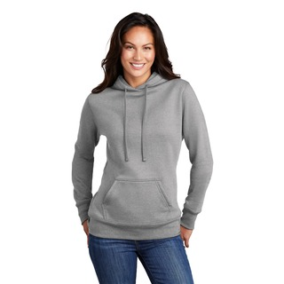 LPC78H - LPC78H - Port & Company Ladies Core Fleece Pullover Hooded Sweatshirt